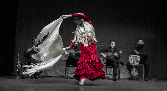 flamenco performance Alicante